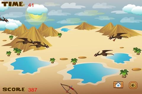 Arrow Ranger Shooting: Dino Park Showdown screenshot 4
