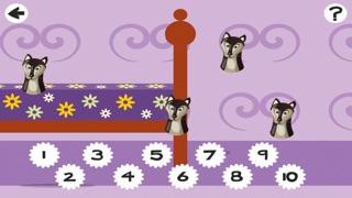 Screenshot of Attivo! Gioco Per i Bambini Per Imparare a Contare 1-10 Con i Giocattoli2