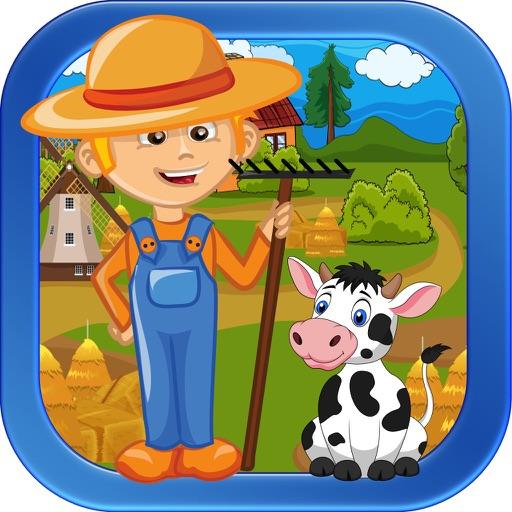Cow Day - Avoid The Falling Milk Animals iOS App