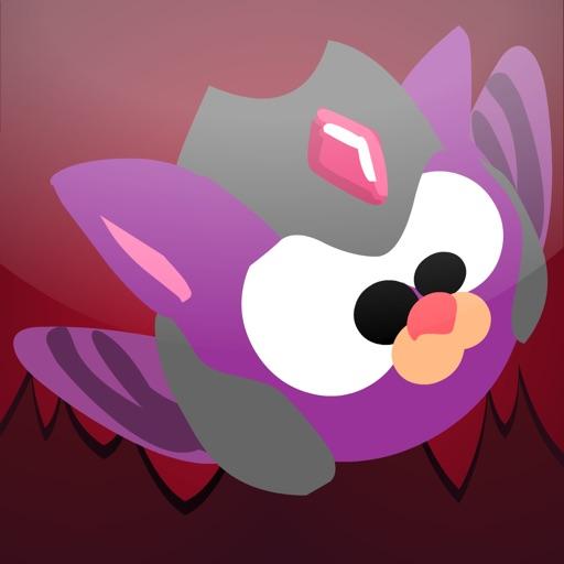 Metal Kitty Bird iOS App