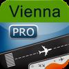Vienna Airport Flughafen Wien + Flug-Tracker HD Austrian VIE airlines