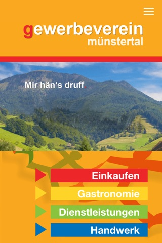 Münstertal screenshot 1