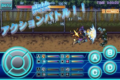 CODE:ケルベロス screenshot 2