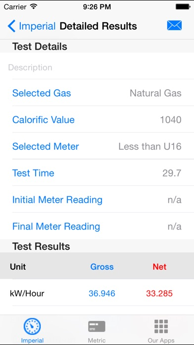 download Gas Rate Calculator appstore review