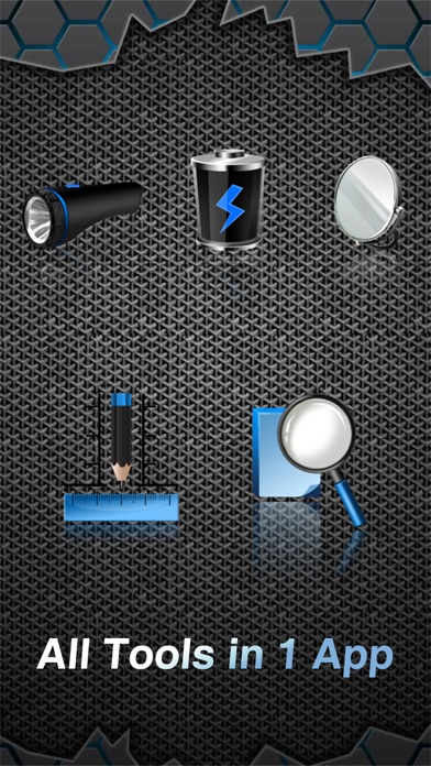 download Toolkit Pro (Battery, Ruler, Flashlight, Mirror & Magnifier all in 1) apps 4