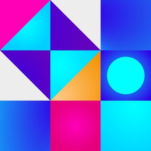 Brain Blox – Single tap brain puzzles