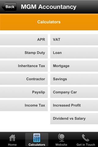 MGM Accountancy screenshot 3