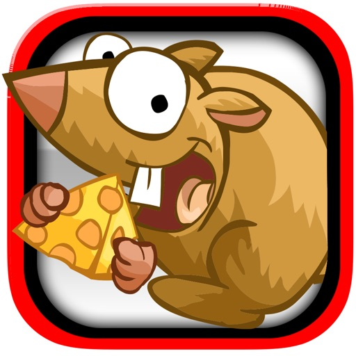 Save The Cheese Mania Pro - New mind challenge speed game iOS App