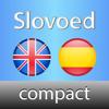 Diccionario Inglés <-> Español Slovoed Compact con Audio