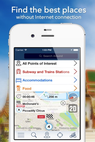 Cape Verde Offline Map + City Guide Navigator, Attractions and Transports screenshot 2