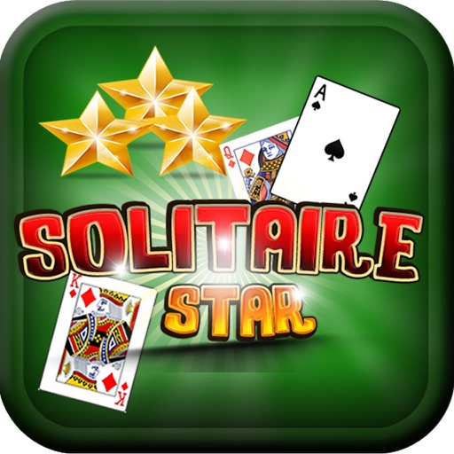 Free Solitaire Star iOS App