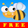 Phonics Rhyming Bee Free - Short Vowels for Preschool and Kindergarten