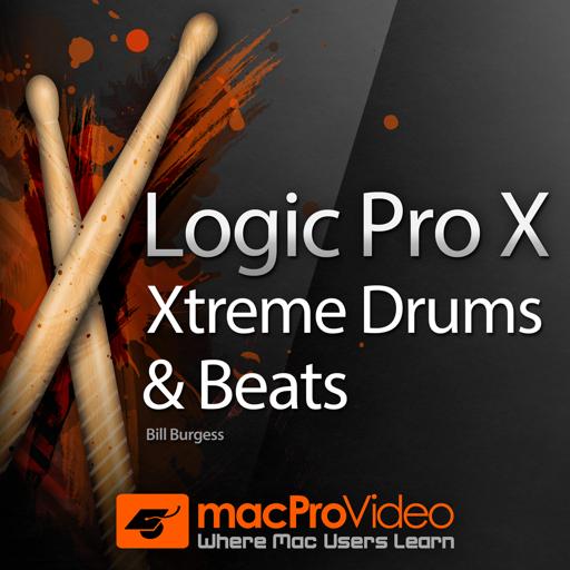 Xtreme Drums & Beats Course For Logic Pro X