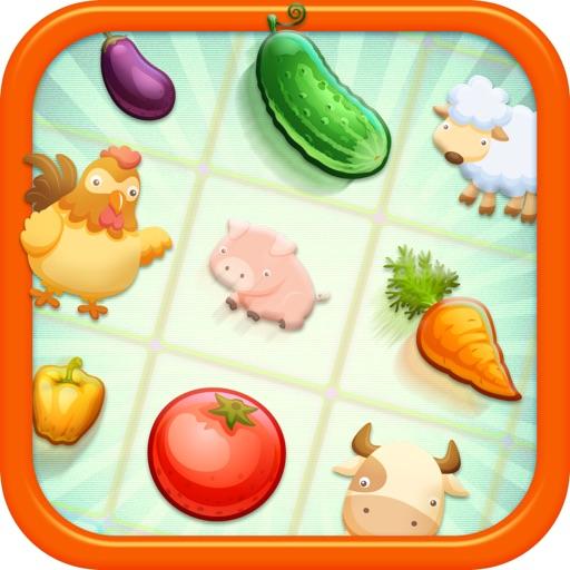 Bean Farm Quest to Conquer Paradise Puzzle - Free Logic Games
