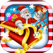 3D 산타의 썰매 크리스마스 주차 게임 무료