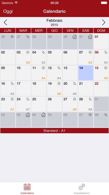 Calendario Vvf.Turnario Vvf By Fabiano Roberto