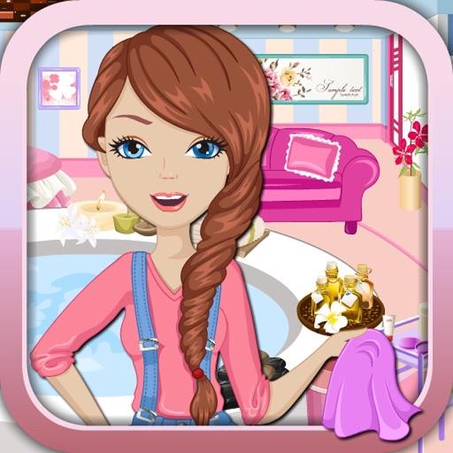 SPA Salon Clean up iOS App