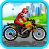 Moto Fury Temple Rush Free - Action Furious Racing for Teens Kids and Adults
