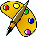 Coloring Book for kids - fairy tales icon