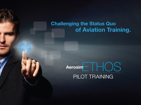 Aerosim ETHOS CRJ700 screenshot 1
