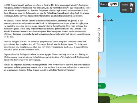 Nonfiction Reading Grade 3 with Class Responder screenshot 3