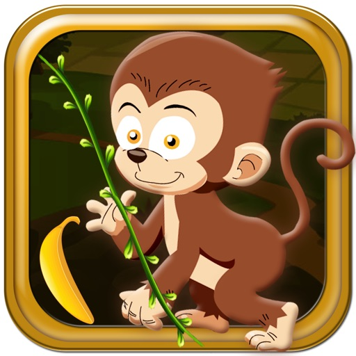 Bananas Island Monkey Run Pro iOS App