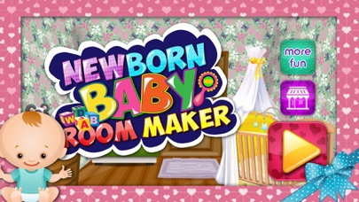 download Newborn Baby Room Maker - Mommy and New baby care game for kids appstore review