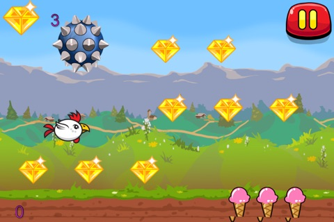 A Clash of Flappy the Crazy Rooster & Mystic Nightshade In Death Battle Wars! - Pro screenshot 3