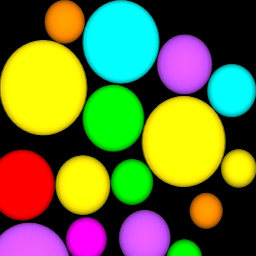 Bubble Popping by Galatic Droids iOS App