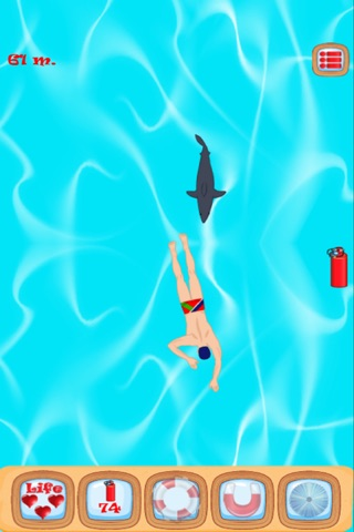 Endless Swimmer screenshot 4
