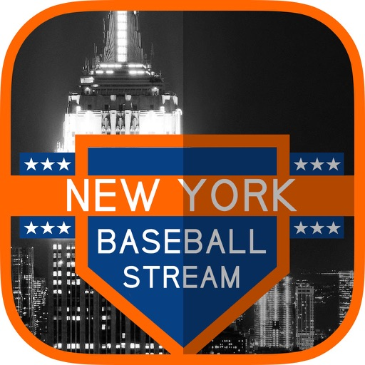 NEW YORK BASEBALL STREAM NYM iOS App