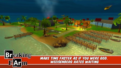 Screenshots of Breaking Farm: The best grow marijuana sim with weed and bad pot for iPhone