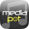 media pot