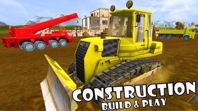 Construction Build & ... screenshot1