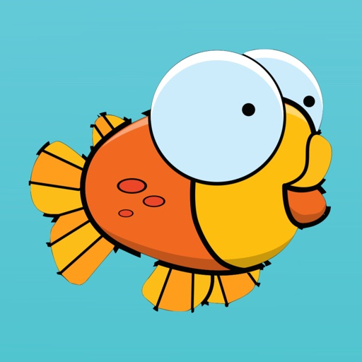 FlappyFishFunny iOS App