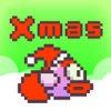 TinyFly Christmas 2014 - Xmas Flappy Racing - Multiplayer Birds Edition game free for iPhone/iPad
