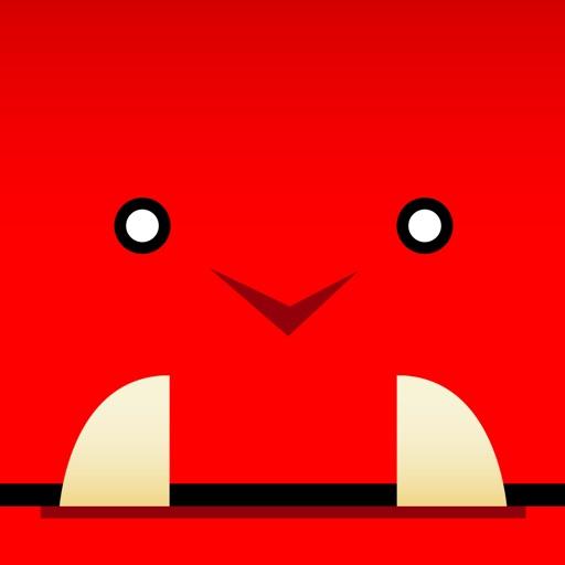 饥饿的红鬼:Hungry Oni