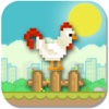 Tiny Chicken Tappy - Endless Escape Run and Jump From The Bucolic