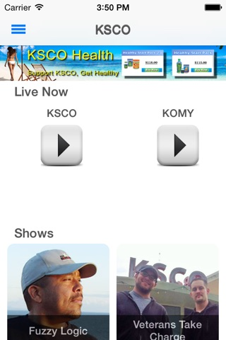 KSCO screenshot 1