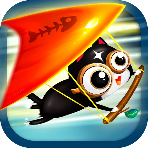 Gliding Cat iOS App