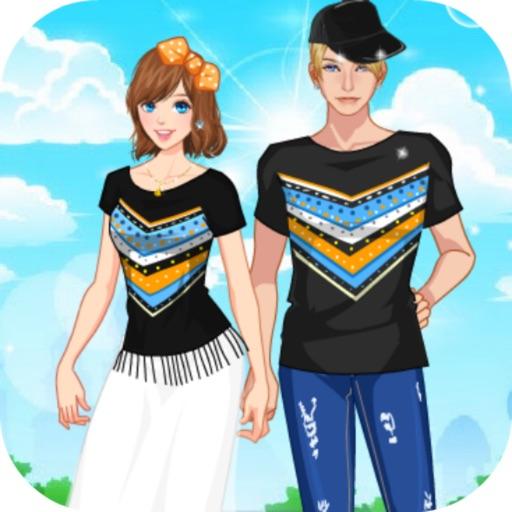 Teen Couple Style iOS App