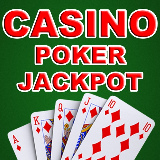 Casino Poker Jackpot iOS App