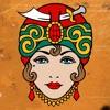 50000 Tatuaggi - Gold Edition: Teschi, Draghi, Animali, Predatori, Mostri