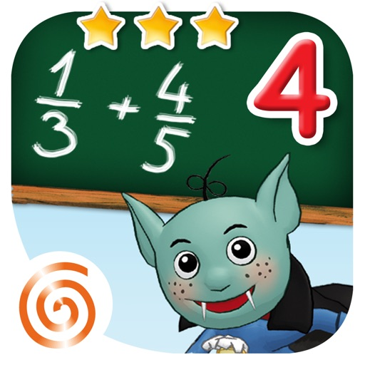 Math Grade 4 - Successfully Learning - Educational app to practice multiplication, divivison and geometry