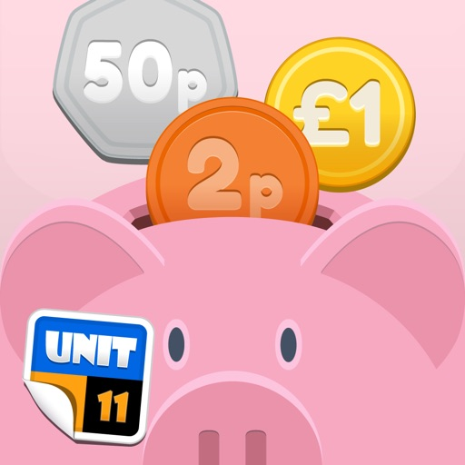 Happy Shoppers : Money maths for kids! iOS App