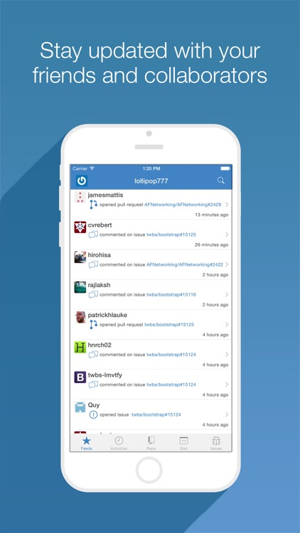 SuitHub - GitHub Client for iPhone & iPad by Suitmedia