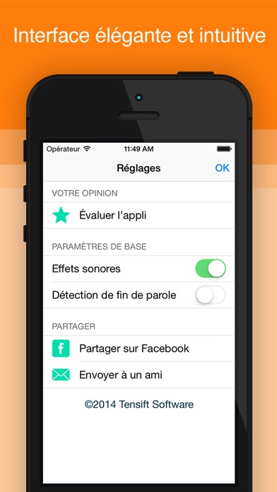 download Voix Active : Parole-texte apps 1