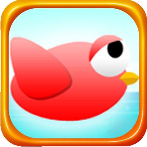 Clumsy Bird Free Arcade Game iOS App