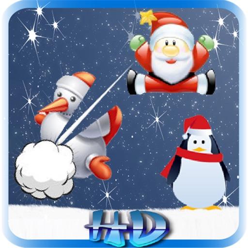 Ninja Christmas HD iOS App