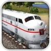 Trainz Driver - train driving game and realistic railroad simulator 앱 아이콘 이미지